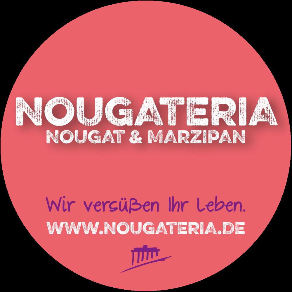 Die Marzipan- & Nougateria Retina Logo