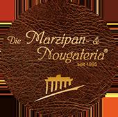 Die Marzipan- & Nougateria Logo